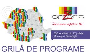 Grila Programe Orizont Tv